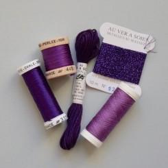 AVAS Entdeckerpäckchen - violett