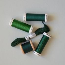 AVAS Entdeckerpäckchen - tannengrün