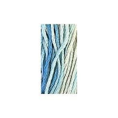 Something Blue - GA Sampler Threads