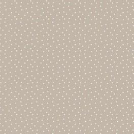Baumwollstoff Mauseblau