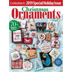 JUST CROSS STITCH - 2019 Special Holiday Issue
