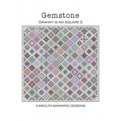 Granny is No Square - Gemstone