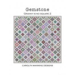 Granny is No Square - Gemstone
