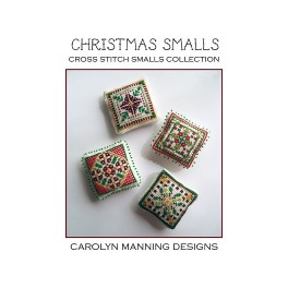 Christmas Smalls - Cross Stitch Smalls Collection