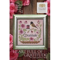 Songbird's Garden Series 12: Heart full of Gratitude