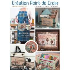 Création Point de Croix 80
