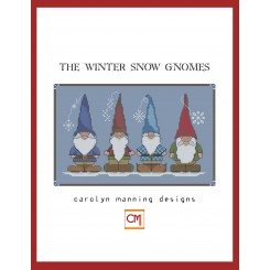 The Winter Snow Gnomes