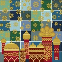 Die Farben des Orients