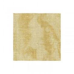 Zweigart Vintage Edinburgh Precut milchkaffee, 48x68 cm