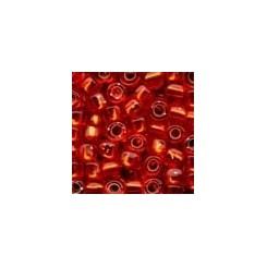 MH Glass Pebble Beads 05025 - ruby