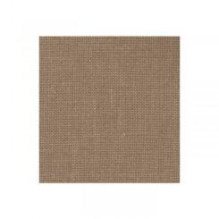 Zweigart Cashel khaki, Precut 48 x 68 cm