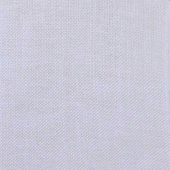 Leinenband weiß - 5 cm breit