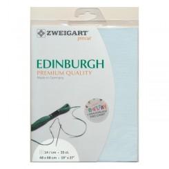 Zweigart Edinburgh zartblau