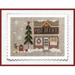 Hometown Holiday - Quilt Shop