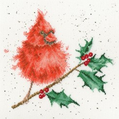 Hannah Dale - Christmas Scarves