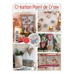 Création Point de Croix 84