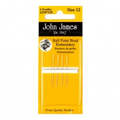 John James Sticknadeln ohne Spitze, Nr. 28