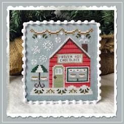 Snow Village - Frozen Hot Chocolate Shop