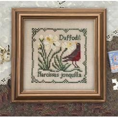Botanical Stitches - Daffodil