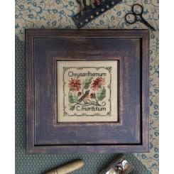 Botanical Stitches - Chrysanthemum