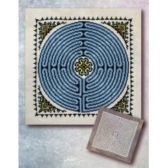 Quaker Geometric Puzzle