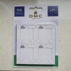 Garnwickelkarten aus Plastik, 28 Stück