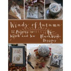 Winds of Autumn - 12 Projects to Stitch and Sew