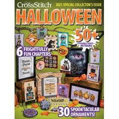 Just Cross Stitch - 2020 Special Halloween Issue