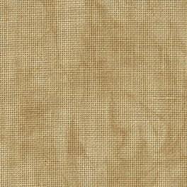 Zweigart Vintage Cashel milchkaffee, Precut 48 x 68 cm