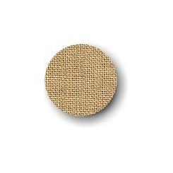 """Permin French Linen 28"""" cappuccino, 140 cm"""