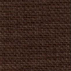 Zweigart Belfast schokobraun, Precut 48x68 cm