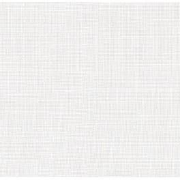Zweigart Edinburgh weiß, 140 cm