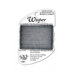 Wisper W60 - gray heather