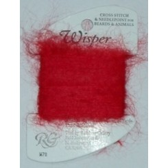 Wisper W70 - red
