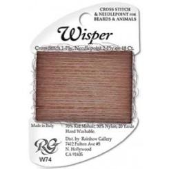 Wisper W74 - cocoa