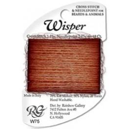 Wisper W75 - brown