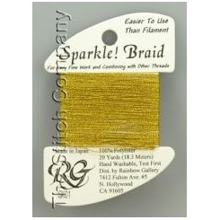Sparkle! Braid SK01 - Yellow Gold