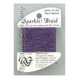 Sparkle! Braid SK22 - Dark Purple