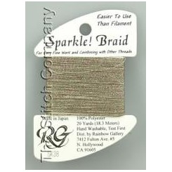 Sparkle! Braid SK38 - Mos Green