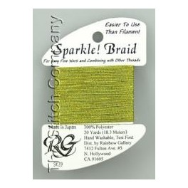 Sparkle! Braid SK39 - Yello Green