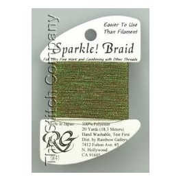 Sparkle! Braid SK41 - Christmas