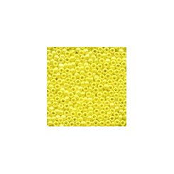 MH Glass Seed Beads 00128 - yellow