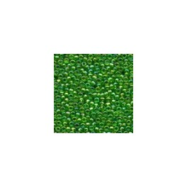MH Glass Seed Beads 00167 - christmas green