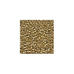 MH Glass Seed Beads 00557 - old gold