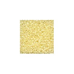 MH Glass Seed Beads 02001 - pearl