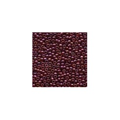 MH Glass Seed Beads 02012 - royal plum