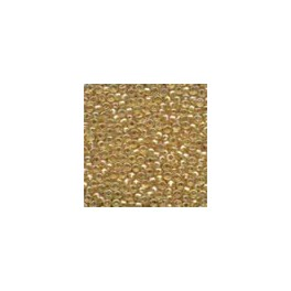 MH Glass Seed Beads 02019 - crystal honey