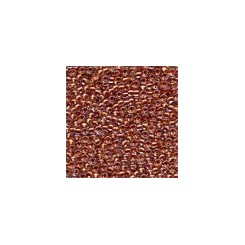 MH Glass Seed Beads 02052 - dark coral