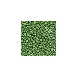 MH Glass Seed Beads 02053 - opaque celadon