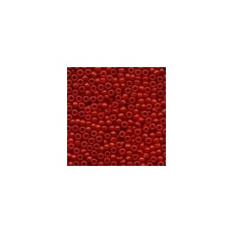 MH Glass Seed Beads 02063 - crayon crimson